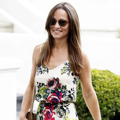 Pippa Middleton Gives an Even Better View of Her Engagement Ring