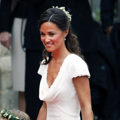 Pippa Middleton's Infamous Royal Wedding Bridesmaid Dress' Look-Alike Is Now 40 Percent Off