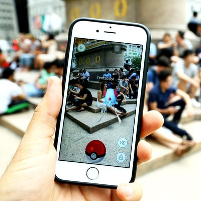 Pokemon Go Could Have Some Serious Retail Power