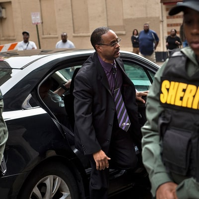 Police Driver in Freddie Gray Case Acquitted of All Charges