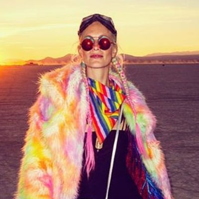 All the Wild Styles Katy Perry, Karlie Kloss, More Celebs Wore at Burning Man 2016