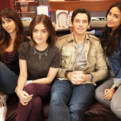 'Pretty Little Liars' Recap: Emily Gets Close to Ali in the Hospital, Several Couples Split Up