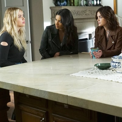 'Pretty Little Liars' Finale Recap: A Major Character Dies, a Liar Is Pregnant, and a Shocking Twist Gets Revealed