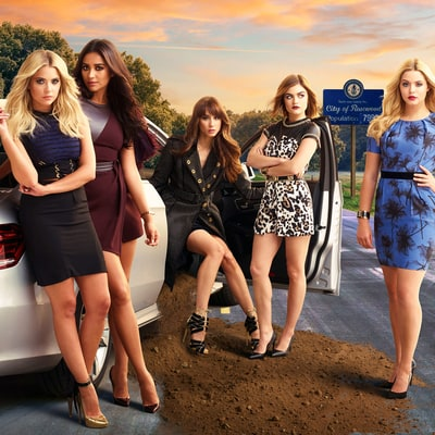 Pretty Little Liars Poster Reveals Big Changes After Five-Year Time Jump