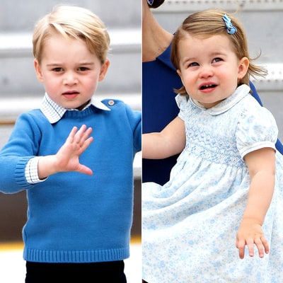 Prince George, Princess Charlotte Secretly Visited Zoo in Canada: All the Adorable Details