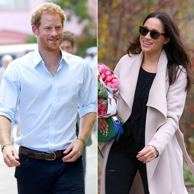 Prince Harry Flies to Toronto to See Girlfriend Meghan Markle After Caribbean Tour