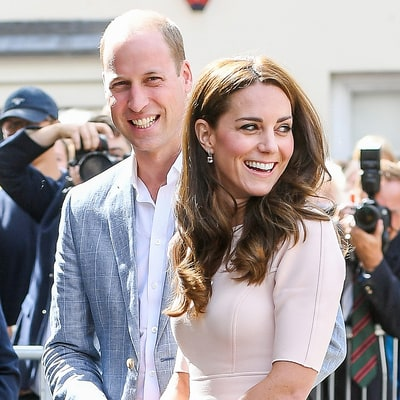 Prince William Tells Woman Who Says He Looks Like Diana: 'I Think My Mum Was Better Looking'