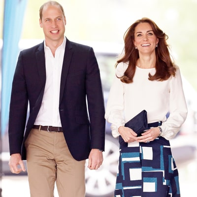 Duchess Kate, Prince William Beam in New Portrait With 'Lovely' Thank You Note to Royal Photographer