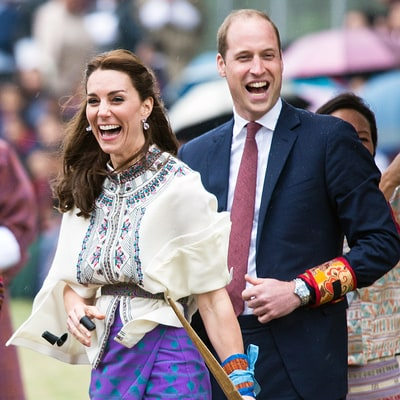 Kate Middleton and Prince William Visit India and Bhutan: Photos of Their Royal Tour