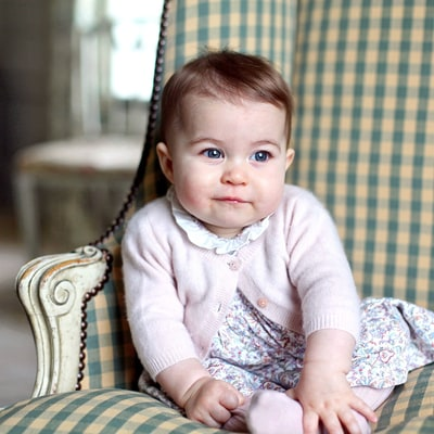 Princess Charlotte at 6 Months Old: Who Does She Look Like Most?