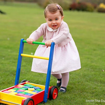 Princess Charlotte's First Birthday Gifts Include a $44,000 Rattle — See What Else She Got!