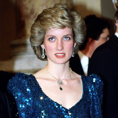 Princess Diana's Iconic Blue Sequined Dress Is Up for Sale — for an Anticipated $145K