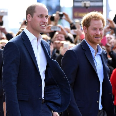 Prince William Denies That He Disapproved of Prince Harry's Meghan Markle Statement