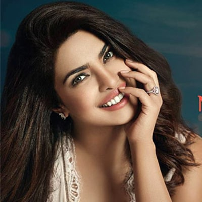 'Quantico' Actress Priyanka Chopra Lands New Diamond Campaign