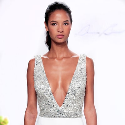 All the Most Swoon-Worthy Dresses From Bridal Fashion Week Fall 2017