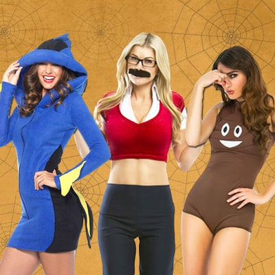 This 'Sexy Undecided Voter' Halloween 2016 Costume and 9 More Have Us Face-Palming