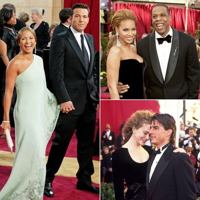 Most Iconic Oscars Couples of All Time, From Liz Taylor and Eddie Fisher to Brangelina