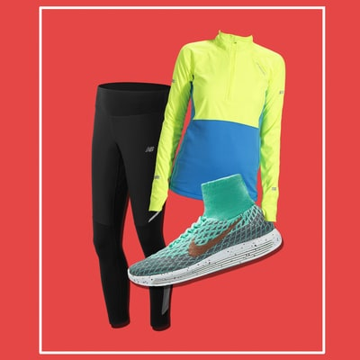 7 Winter Weather–Ready Running Essentials for the Rain and Snow