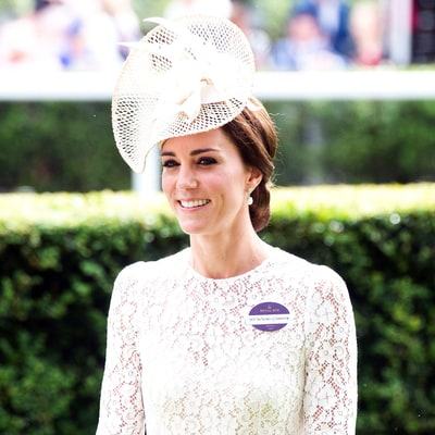 See Duchess Kate's Showstopping Royal Ascot Hat From All Angles