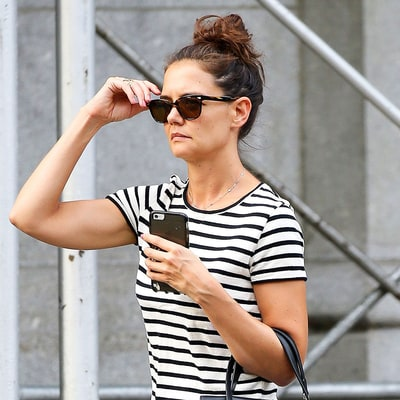 6 Celebs Demonstrate the Power of the Striped Tee