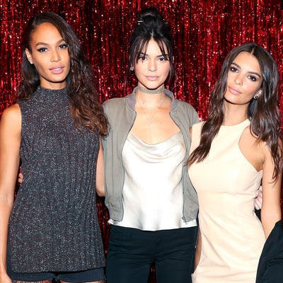 What Kendall Jenner, Joan Smalls, More Celebs Wore to Kick Off New York Fashion Week 2016