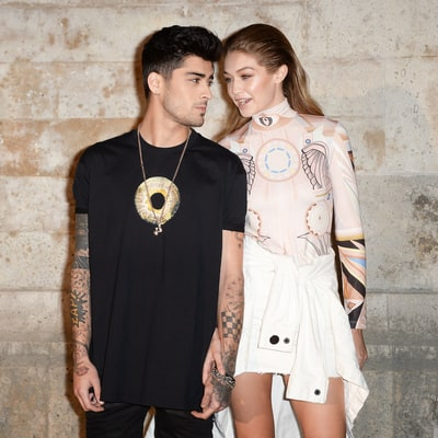 Gigi Hadid and Zayn Malik May Just Be the World's Most Stylish Couple