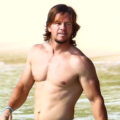 Mark Wahlberg's Swimsuit Game Is Truly On Point