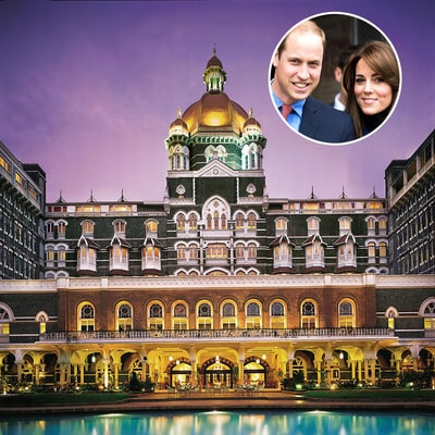 Inside Prince William and Kate Middleton's Glamorous Hotels During Their Tour of India and Bhutan