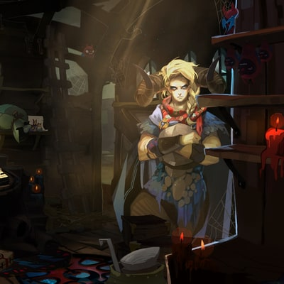 Fueling the 'Pyre' with Supergiant Games' Greg Kasavin