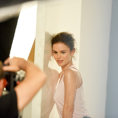 Rachel Bilson Is the New Ambassador for ChapStick: See an Exclusive Behind-the-Scenes Photo!