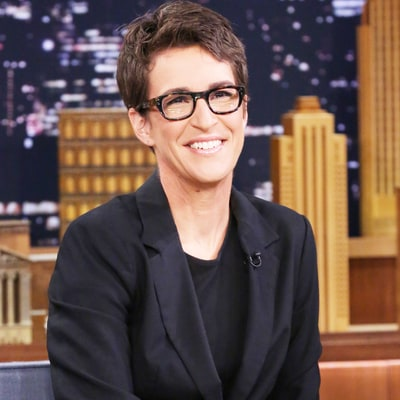Rachel Maddow: 25 Things You Don't Know About Me ('I'm a Terrible Correspondent')