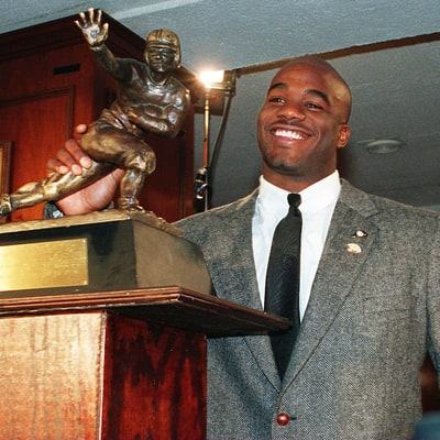 Rashaan Salaam Dead: Former NFL Player, Heisman Trophy Winner Dies at Age 42
