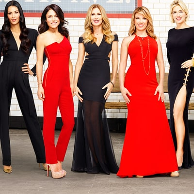 'The Real Housewives of New York City' Recap: Jules Admits to Eating-Disorder Struggles, Bethenny Frankel Battles Luann de Lesseps