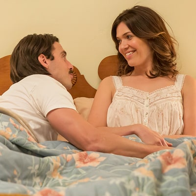 This Is Us' Mandy Moore Weighs in on Whether Rebecca Cheated on Jack With Miguel