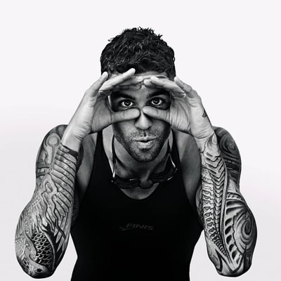 How Swimmer Anthony Ervin Faced His Demons to Win Gold in Rio