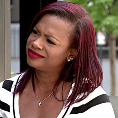 'Real Housewives of Atlanta' Recap: Kandi Burruss Claims She Hooked Up With Porsha Williams
