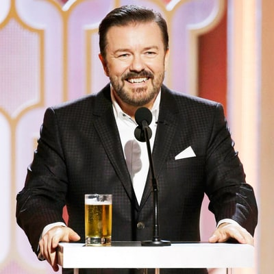 Ricky Gervais Slams 'Unfaithful' Ben Affleck at Golden Globes 2016 — Watch Matt Damon's Reaction