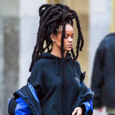 Rihanna Casually Pairs a $1.2K Hoodie With a $1.9K Backpack