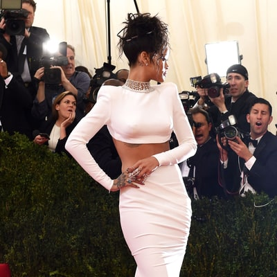 Rihanna's Red Carpet Style Evolution