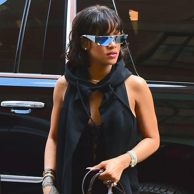 Rihanna Launches a Line of Futuristic Sunglasses With Dior: First Pictures