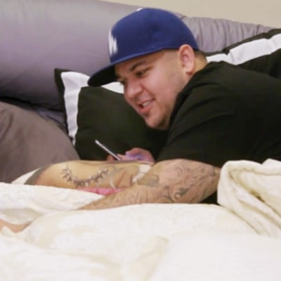 Rob Kardashian Confronts Blac Chyna for Changing Her Phone Password in 'Rob & Chyna' Sneak Peek