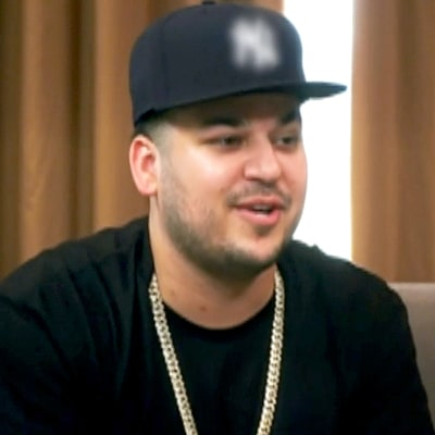 Rob Kardashian Defends Blac Chyna Proposal to His Sisters: 'Don't Come at Me With Some Bulls--t'