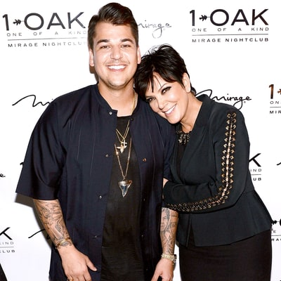 Kris Jenner 'So Grateful to Blac Chyna' for Rehabilitating Son Rob Kardashian