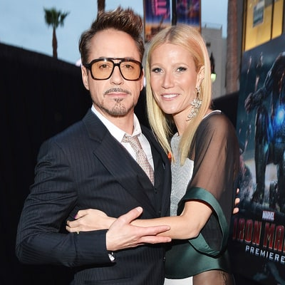 Robert Downey Jr. Says Gwyneth Paltrow Is His 'Free Pass'