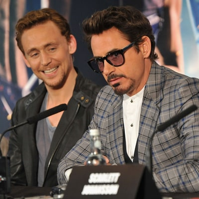 Robert Downey Jr. Pokes Fun at Tom Hiddleston and Taylor Swift's Romance as He Welcomes His Costar to Instagram