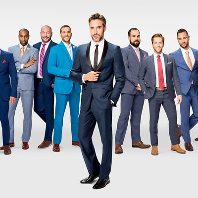 Gay Bachelor Show's First Trailer Reveals Kisses, Stripping and Violent Threats