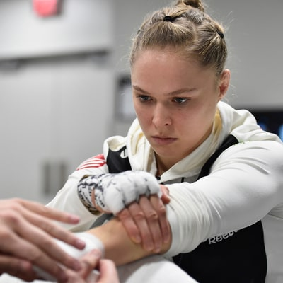 Ronda Rousey Prepares for Next Moves Outside of UFC Octagon