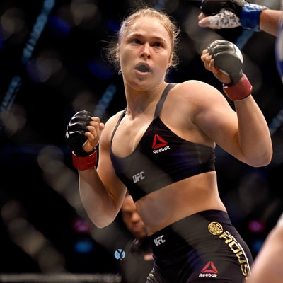 Ronda Rousey Ripped by Laila Ali, Lady Gaga After Defeat:
