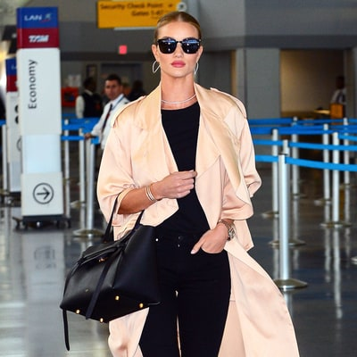 Here's What Rosie Huntington-Whiteley Packs for the Met Gala