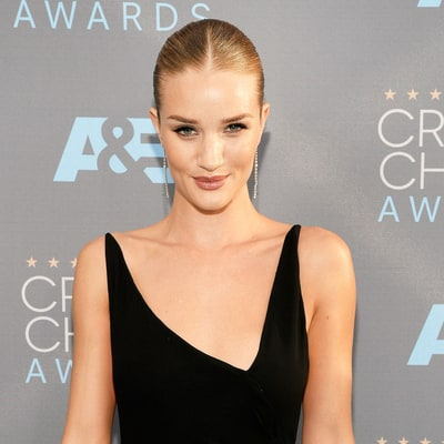Rosie Huntington-Whiteley Confesses That Over-Plucking Her Eyebrows Once Lost Her Jobs